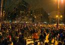 In Polonia c'è stata la terza notte di proteste contro la nuova norma molto restrittiva sull'aborto
