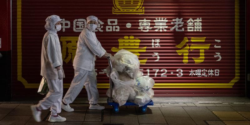 In Giappone nel 2020 le morti non sono aumentate, nonostante il coronavirus