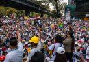 In Myanmar c'è stata un'altra grande manifestazione contro la giunta militare