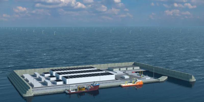 """La Danimarca costruirà la prima """"isol …"""