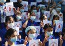 In Myanmar si protesta contro il colpo di stato