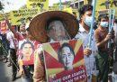 Un tribunale del Myanmar ha presentato nuove accuse contro la leader Aung San Suu Kyi