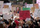 Le proteste contro le violenze di genere in Australia