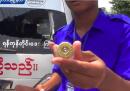 Come ha fatto un proiettile italiano ad arrivare in Myanmar?