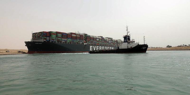 La storia del Canale di Suez