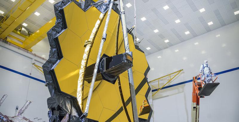 Il telescopio spaziale più grande di sempre è pronto