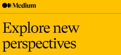 Medium vuole diventare qualcos'altro, di nuovo