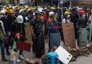 Almeno 38 persone sono morte durante le manifestazioni in Myanmar