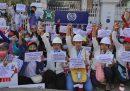 In Myanmar le lavoratrici del tessile chiedono il sostegno di H&M e Zara
