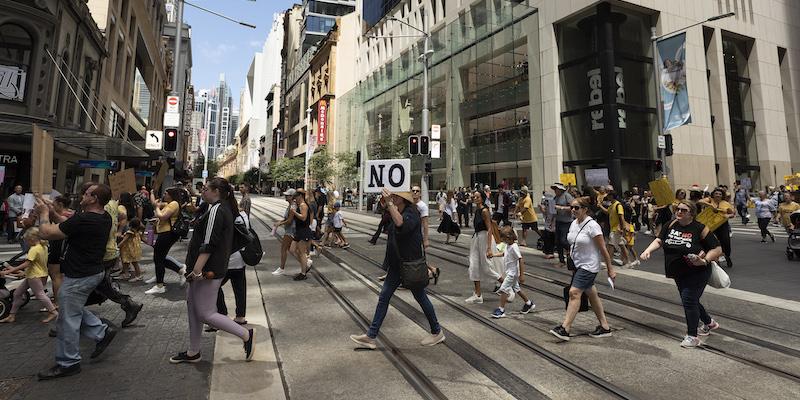 proteste no vax