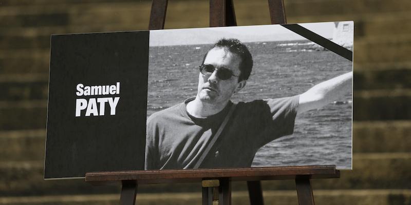 La bugia dietro l'omicidio di Samuel Paty - Il Post