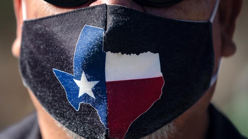 In Texas dei convegni sono stati annullati perché non c'è più l'obbligo delle mascherine