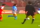 L'ultima partita di Maradona a Napoli