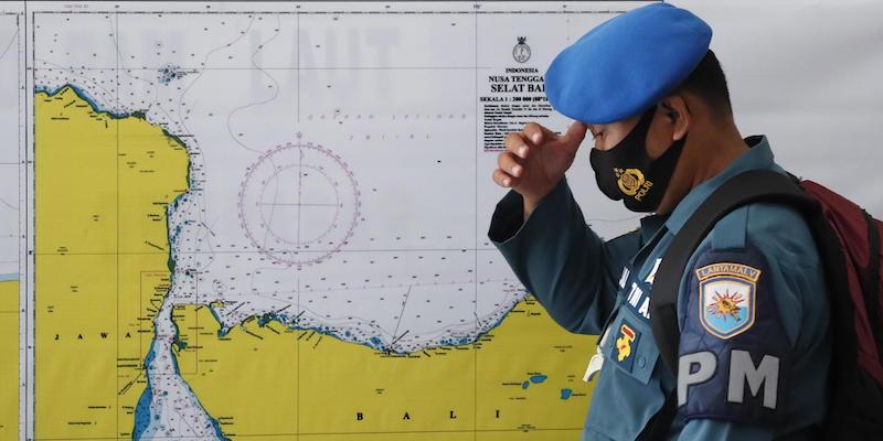 Le ricerche del sottomarino scomparso in Indonesia - Il Post