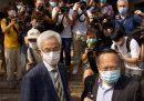 A Hong Kong sette importanti leader del movimento per la democrazia sono stati giudicati colpevoli per avere organizzato una marcia nel 2019