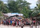 Le gravi alluvioni in Indonesia e a Timor Est