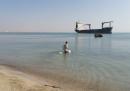 Un uomo è dovuto restare per quattro anni su una nave abbandonata