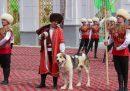Il Turkmenistan ama i suoi cani