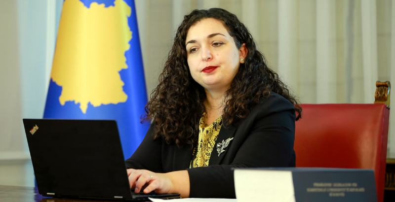 Il Kosovo ha una presidente di 38 anni