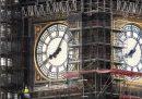 Come si restaura l'orologio più famoso al mondo