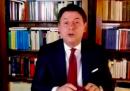 Il primo discorso di Giuseppe Conte da leader del M5S