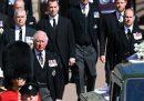 Le foto dei funerali del principe Filippo