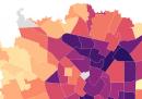 Dove si vive a Milano, in quattro mappe