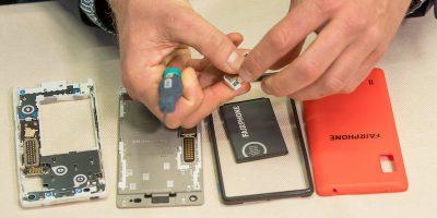 Impareremo a riparare i nostri smartphone?