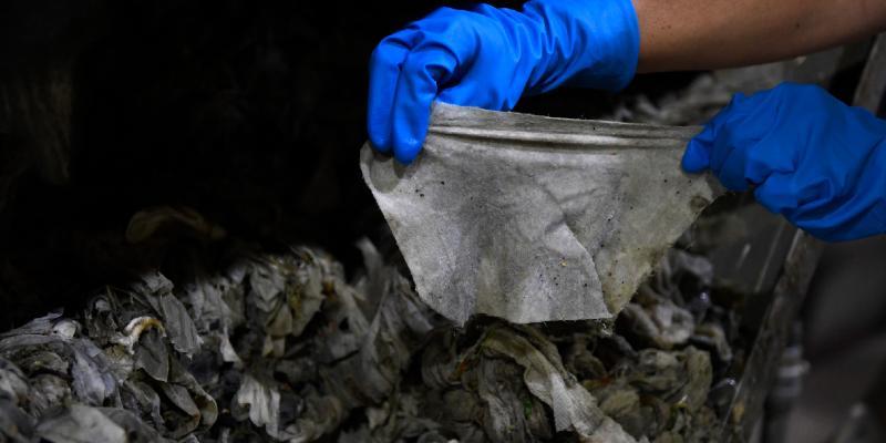 Le fogne americane hanno un problema di salviette igienizzanti