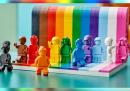 Le minifigure di Lego dedicate alla comunità LGBT+