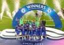 Il Chelsea ha vinto la Champions League per la seconda volta nella sua storia