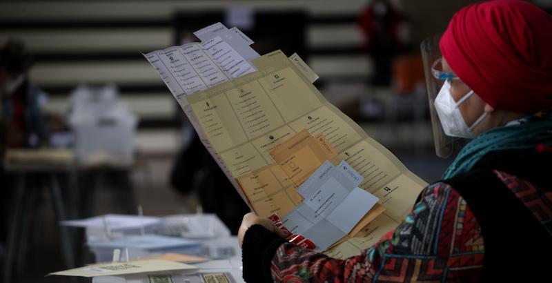 Image La grossa batosta presa dalla destra cilena alle elezioni per l'Assemblea costituente