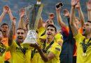 Il Villarreal ha battuto il Manchester United nella finale di Europa League