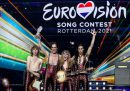I Måneskin hanno vinto l'Eurovision Song Contest