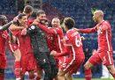 Il gol di Alisson (sì, il portiere) che ha fatto vincere il Liverpool all'ultimo minuto