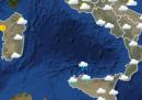 Le previsioni meteo di lunedì 3 maggio