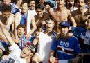 L'ultimo Scudetto di Genova, della Sampdoria
