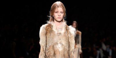 Valentino smetterà di vendere pellicce