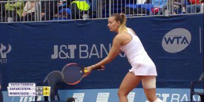 La tennista russa Yana Sizikova è stata arrestata con l'accusa di corruzione e truffa organizzata