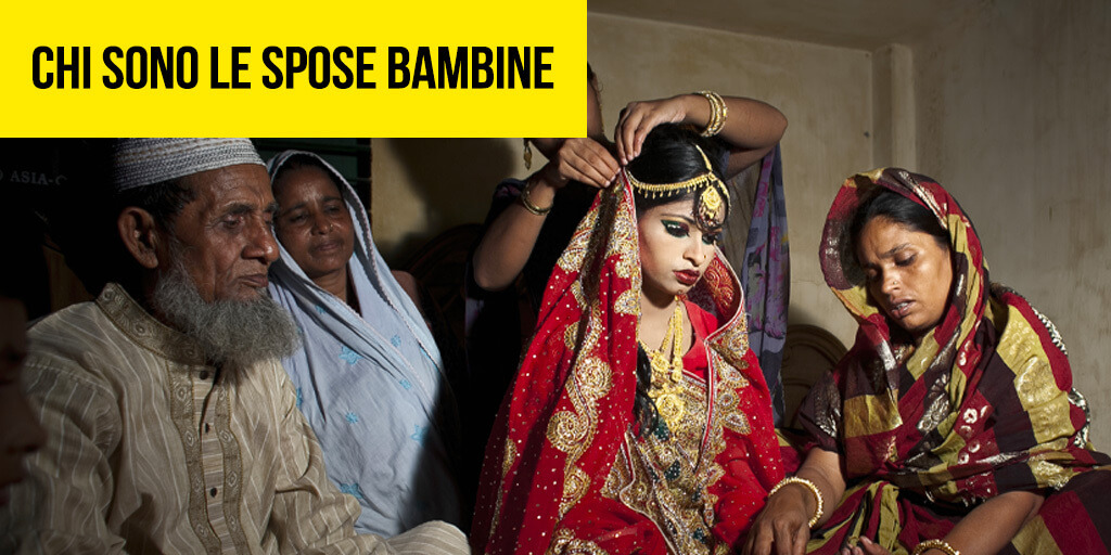 Spose Bambine Action Aid