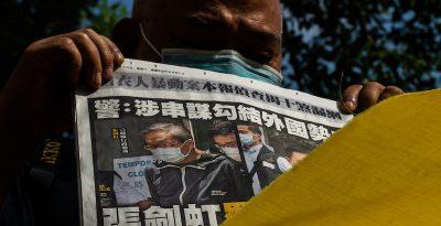 L'Apple Daily, il principale quotidiano di opposizione a Hong Kong, chiuderà alla fine di questa settimana