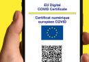 """Il Parlamento Europeo ha approvato i """"certificati COVID-19"""""""