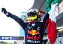 Sergio Perez ha vinto il Gran Premio d'Azerbaijan di Formula 1
