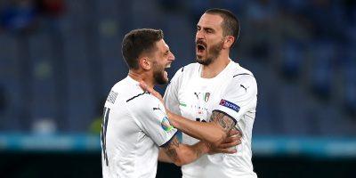 L'Europeo dell'Italia è iniziato con una vittoria