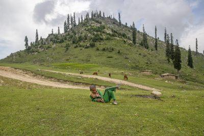 Tosa Maidan, Kashmir, India