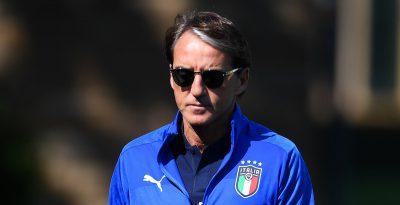 I convocati dell'Italia per gli Europei di calcio