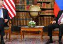 Che cosa si sono detti Biden e Putin