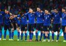 """Perché Chiellini ha urlato """"kiricocho"""" prima del rigore decisivo di Italia-Inghilterra"""