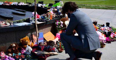 In Canada sono stati trovati i resti di altre 182 persone vicino a un ex collegio per bambini indigeni