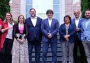 Il primo incontro tra i leader separatisti catalani dopo quasi quattro anni